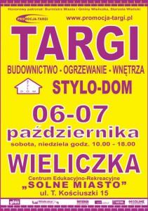 Targi Stylo-Dom Wieliczka logo